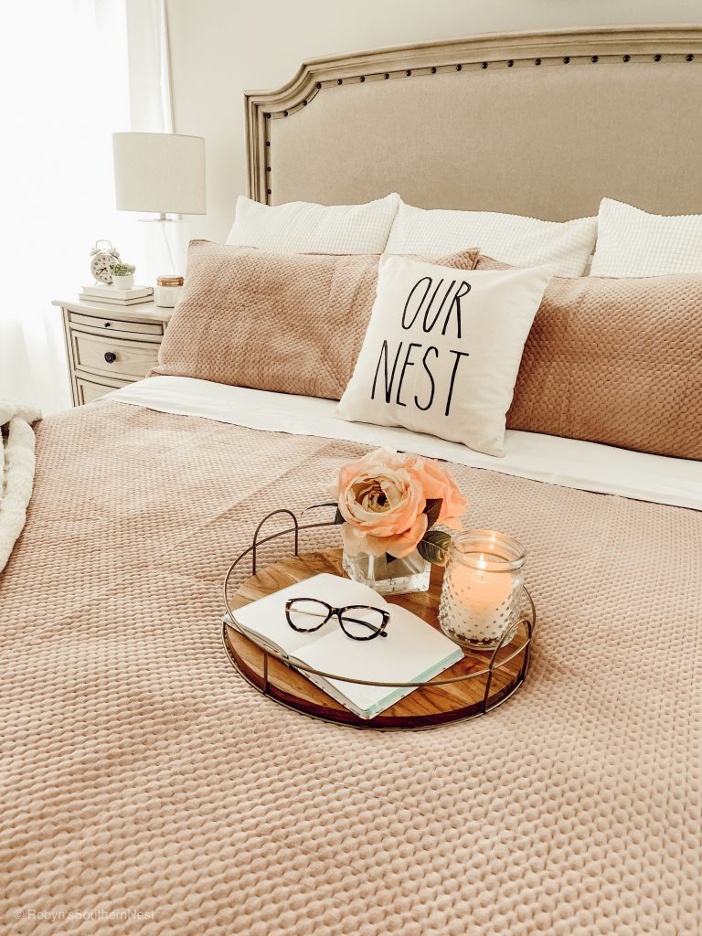 Make Your Bed Like The Magazines Robyns Southern Nest
