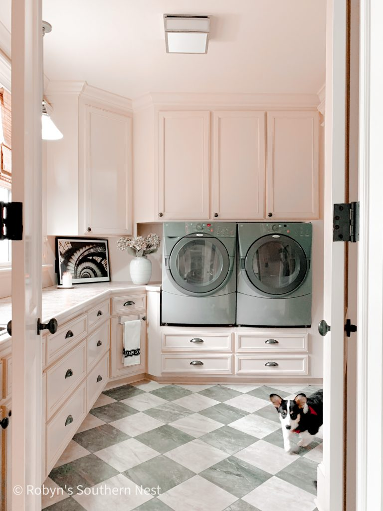 Checkerboard Tile Flooring Robyn S